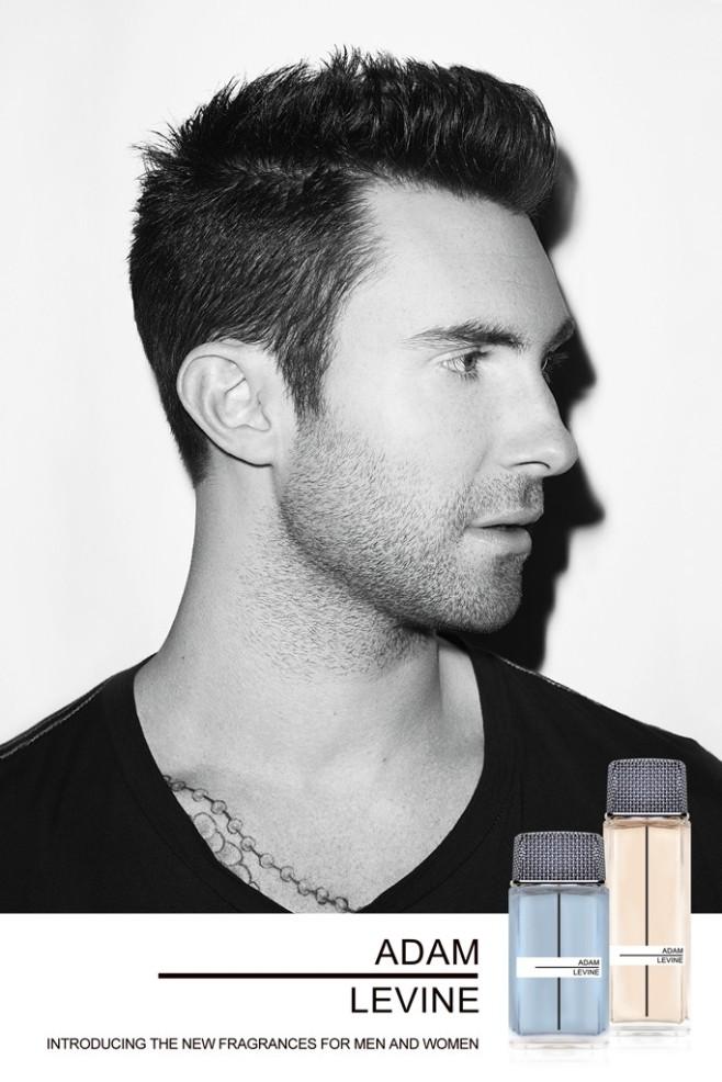 Adam Levine To Debut His Own Signature Fragrance for Men & Women