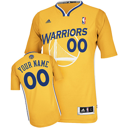 7603b94d8 adidas Unveils Short Sleeve Golden State Warriors Jersey – Kicks Whips    Suits