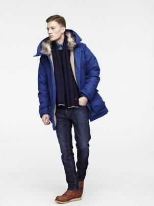 Peak Performance Fall-Winter 2013-2014 Men's Outerwear Lookbook