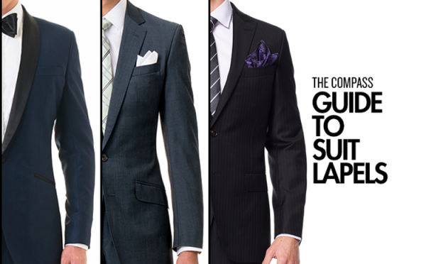On the topic of peak lapels….Choosing The Right Suit Lapel ...