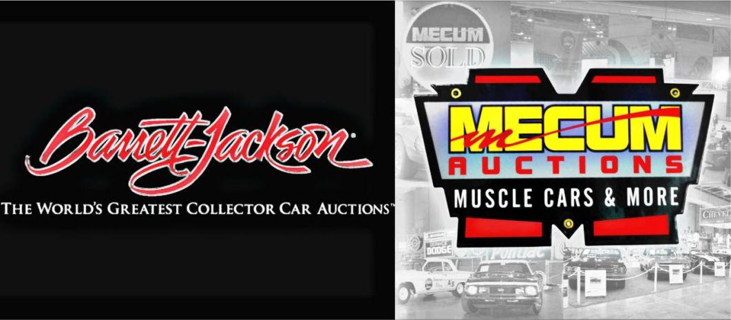Mecum Auctions & Barrett-Jackson Car Auction Weekend – Kicks Whips ...